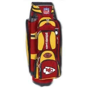 NFL Licensed Golf Cart Bag   Chiefs