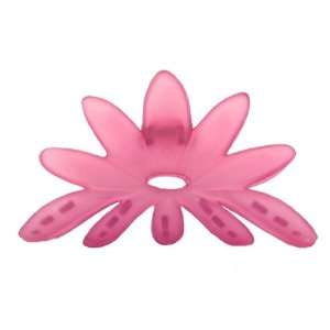 Large Daisy Flower Hair Claw In Matt Colors To Match All Beauty