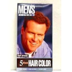 Mens Select Hair Color Dark Brown Case Pack 24