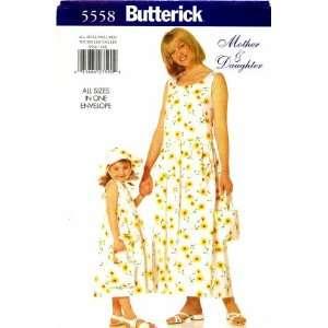 Mccalls Vintage Dress Patterns Mother Daughter Sister | eBay