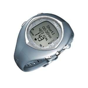 Polar F11 Womens Heart Rate Monitor Watch (Blue Glow, New