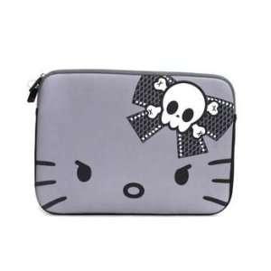 Hello Kitty Skull 13 Laptop Case: Toys & Games