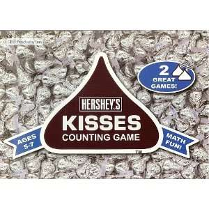 Hersheys Kisses Counting Game (Board Game): Books
