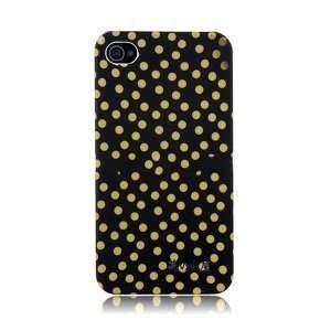 Mini Dots Design Open face iPhone 4 Case Cell Phones & Accessories
