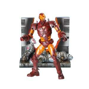 Marvel Legends Series 8 Modern Iron Man Action Figure  Toys & Games