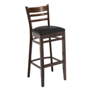 KFI Seating 4500 Series Cafe Stool   Vinyl Upholstered Seat Furniture
