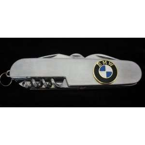BMW Stainless Steel Army Knife 13 Functions