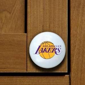 Los Angeles Lakers Team Logo Cabinet Knob  Sports