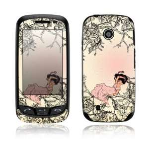 Design Decorative Skin Cover Decal Sticker for LG Cosmos Touch