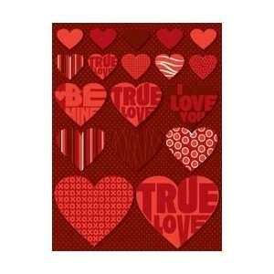 Dimensional Glitter Scrapbook Stickers (BM100) Arts, Crafts & Sewing