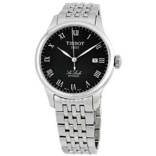 Mens T0444302105100 PRS 516 Black Day Date Dial Watch Tissot
