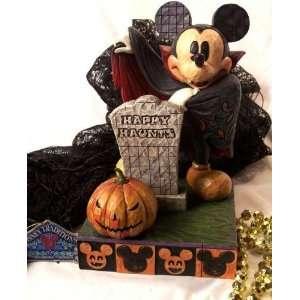 Jim Shore Disneys Mickey Mouse Happy Haunt