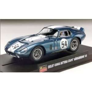 Shelby Cobra Daytona Coupe Nurnburgring65 1/32 Slot Car (Whit Toys
