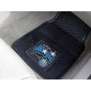Orlando Magic Vinyl Car/Truck/Auto Floor Mats  Sports