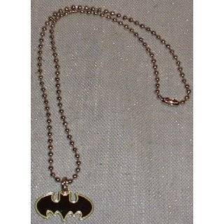 Batman logo Dog Tag Pendant Necklace Everything Else