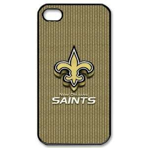 New Orleans Saints iPhone 4/4s PC Cases Saints football