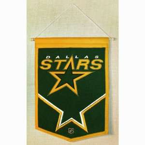 Dallas Stars NHL Traditions Banner (12x18) Sports