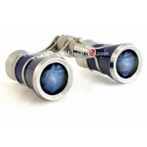 Milana Optics   Opera Glasses   Sonata   With Flashlight   Reflex Blue