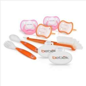 Bebek 42321GS Pacifiers Set for New Born Girls Baby