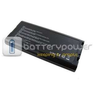 Panasonic Toughbook CF Series Laptop Battery Electronics