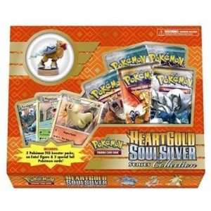 Pokemon HeartGold & SoulSilver Series Collection Box [Toy