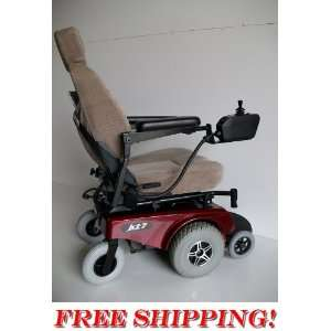 Jet 7 Portable Electric Wheelchair   Used Power Chairs
