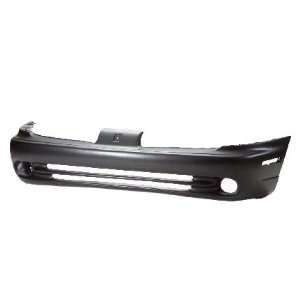 Saturn SL2 SW2 Primed Black Replacement Front Bumper Cover Automotive