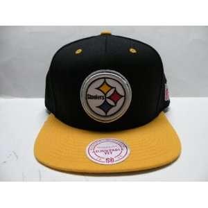 NFL Pittsburgh Steelers 2 Tone Retro Snapback Cap