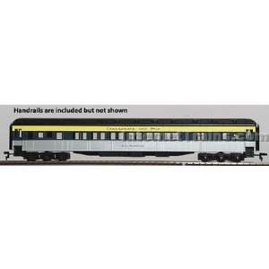 IHC HO Scale Heavyweight 12 1 Sleeper   Chesapeake & Ohio