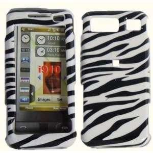 Zebra Hard Case Cover for Samsung Omnia i910 i900 Cell