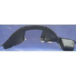 91 95 SATURN SL1 sl 1 FRONT SPLASH SHIELD RH (PASSENGER SIDE), FENDER