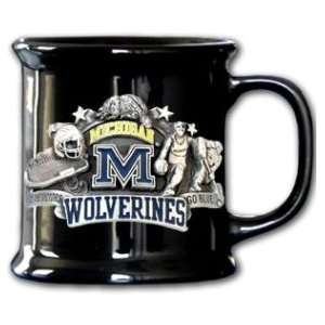 Michigan Wolverines VIP Coffee Mug Sports & Outdoors