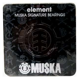 Element Skateboards Muska Bearings: Sports & Outdoors