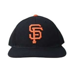 MLB San Francisco Giants Snap Back Hat Cap   Black