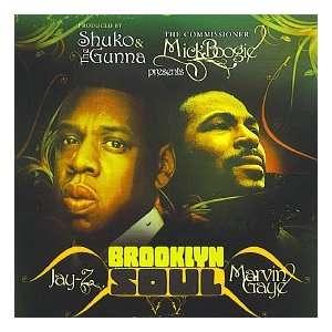 Soul American Gangster Remixes [Mixtape] Jay Z & Marvin Music