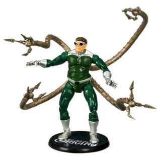 Spider Man Origins   Doctor Octopus Toys & Games