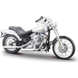 Harley Davidson Model Kit, 2001 FXST Softail Standard Toys & Games