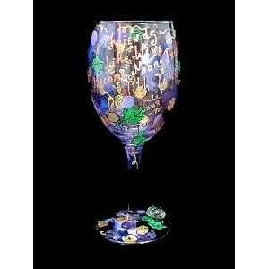 Friends like Wine. Design   Wine Glass   8 oz  Sports