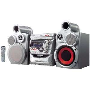 JVC MXGT700 Compact Stereo System Electronics