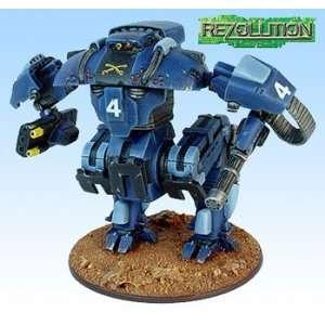 Rezolution CSO Stomper Warbot Box ABG 2007: Toys & Games