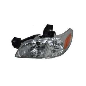 Headlamp And Corner OE Style Replacement Driver Side New Automotive
