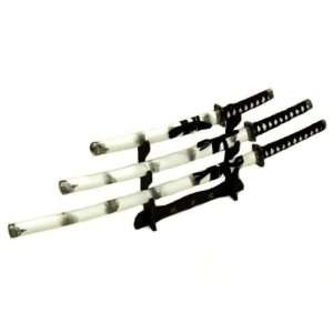 3pc Set Samurai Sword Set (#K0021 4C003) Everything Else