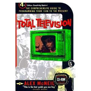 Total Television Book and CD ROM (9780140267372) Alex