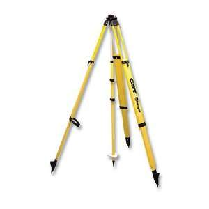 CST/berger 60 WDF30 5/8 Inch by 11 Threaded Flat Head Tripod