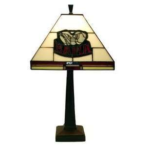 Alabama Crimson Tide Tiffany Desk / Table Lamp