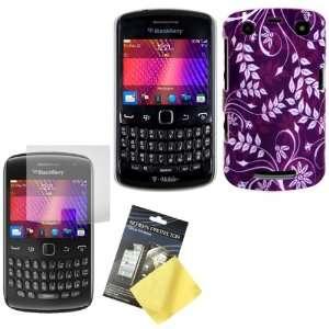 Cbus Wireless Purple & White Flower Hard Case / Cover / Shell