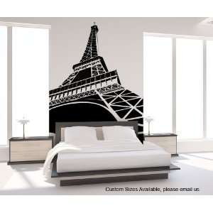 Vinyl Wall Decal Sticker Eiffel Tower item OS_MG102B