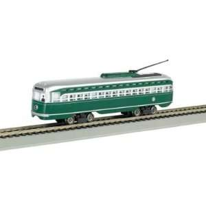 and Queens Transit with Die Cast Power Truck HO Scale Toys & Games