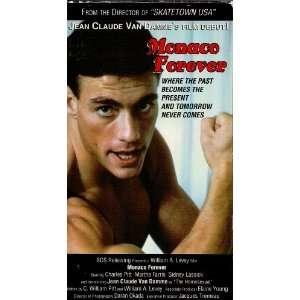 VHS] Charles Pitt, Nancy Brock, Danielle Rome, Jean Claude Van Damme