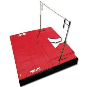 Pole Vault Landing System 22 x 22 x26   Track And Field